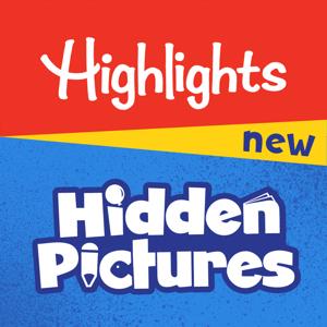 Hidden Pictures Puzzles Education app