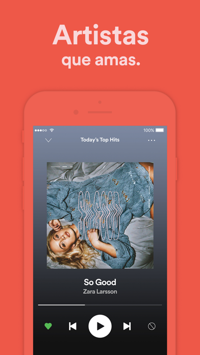 download Spotify: música y podcasts apps 4