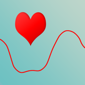 Heart Graph icon