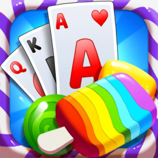 Solitaire Candy Tripeaks