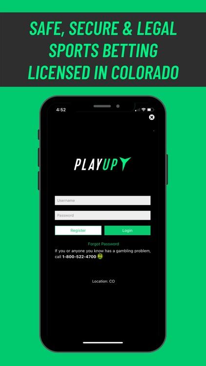 PlayUp Sportsbook screenshot-3