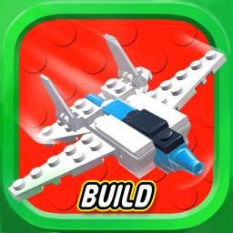 Mega Bricks: create cool toys