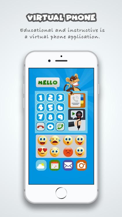 Toy Phone Pro screenshot-0