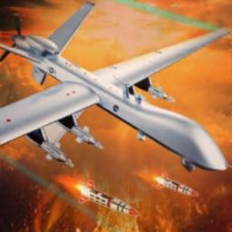 FPS Drone Gunship War Games