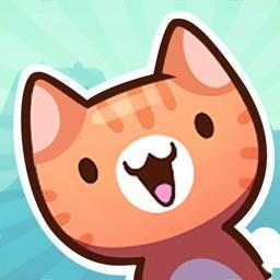指尖跳跳猫-开心跳跃小游戏