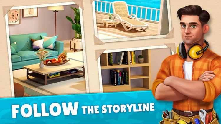 Home Design : Word Life screenshot-3
