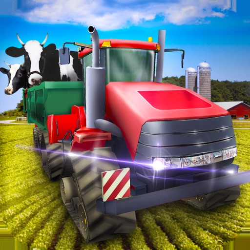 American Big Farming Simulator