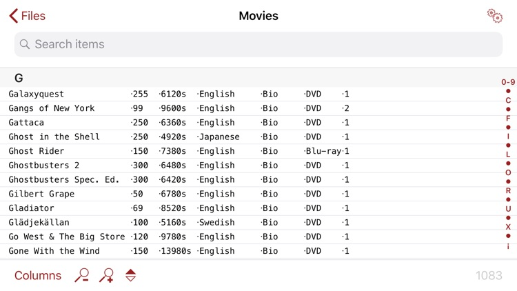 CSV Touch screenshot-4