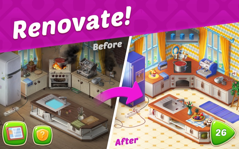 Homescapes free Coins and Gold hack