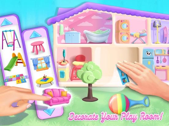 Sweet Baby Girl Doll House screenshot 6