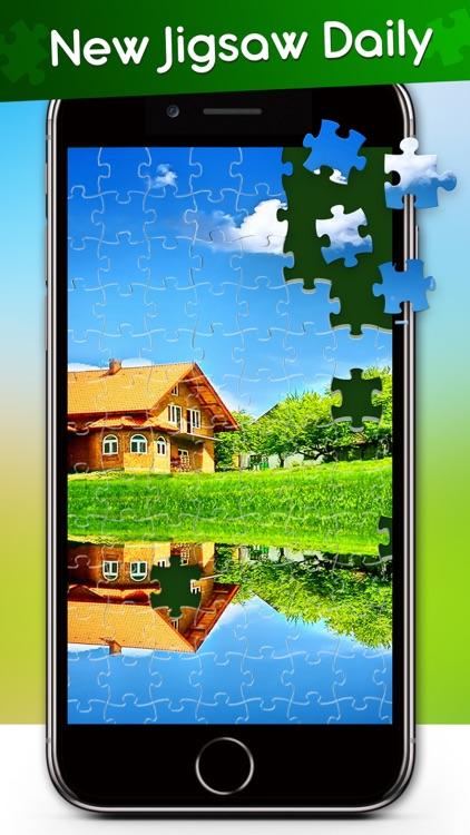 Jigsaw Puzzle ++ screenshot-8
