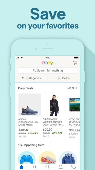 download Buy, Sell and Save - eBay apps 8