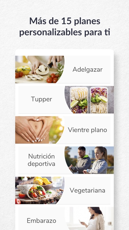 nootric - nutrición y dietas screenshot-0