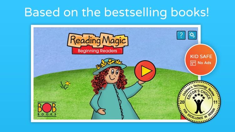 Bob Books Reading Magic #1 screenshot-0