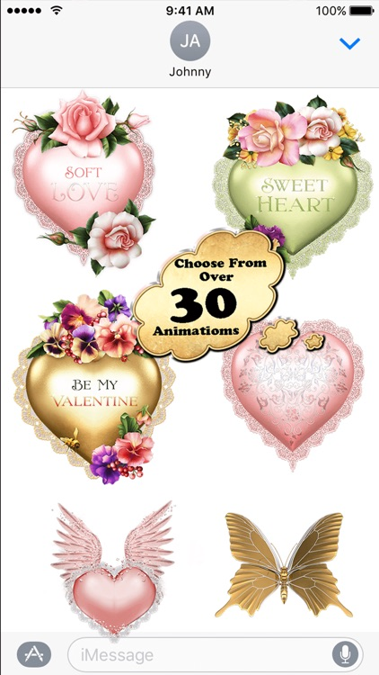 Roses For You Sticker Pack screenshot-3