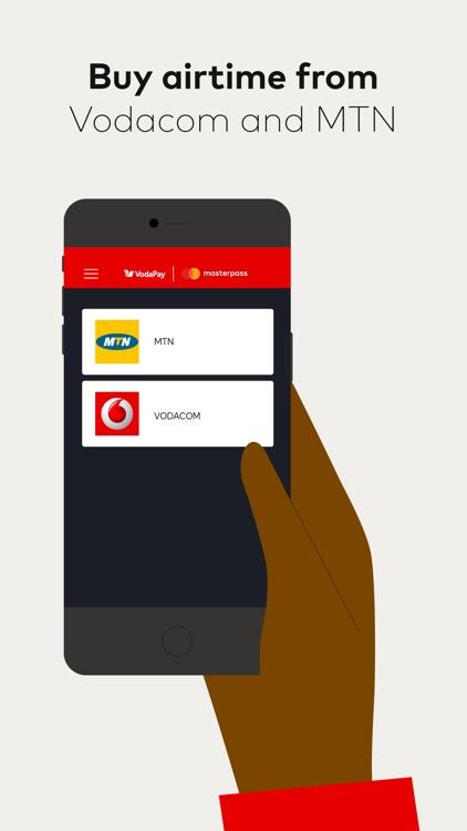 VodaPay Masterpass screenshot-4