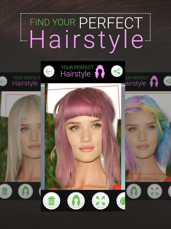 Your Perfect Hairstyle Women App Price Drops