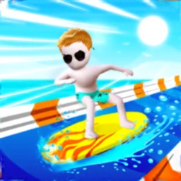 Fast Water 3D - Music Game