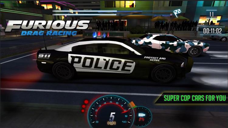 Furious 8 Drag Racing screenshot-4