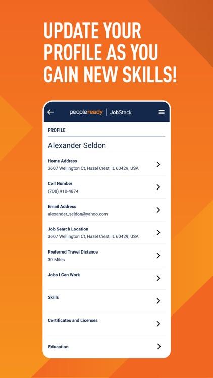 JobStack | Find a Job screenshot-7