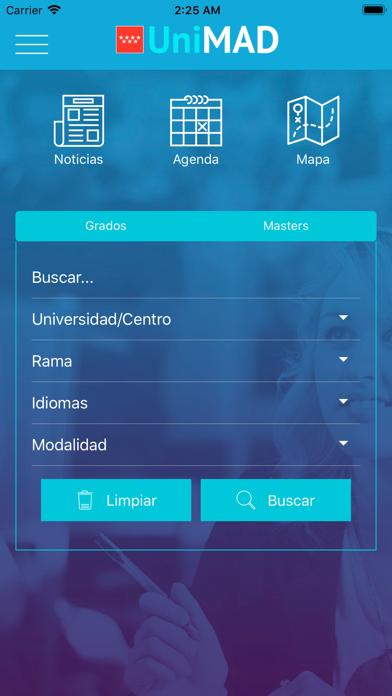 Descargar unimad Madrid para Android