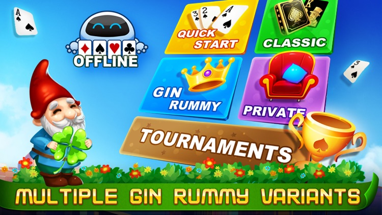 Gin Rummy !! screenshot-7