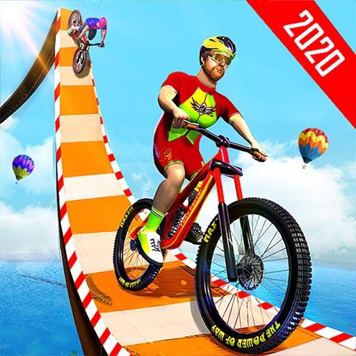 BMX Bicycle Stunt Racing Game