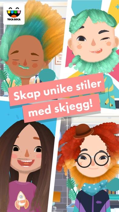 Screenshot for Toca Hair Salon 3 in Norway App Store