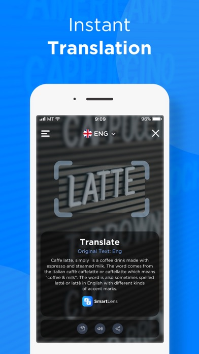 Smart Lens - AI Translate Screenshot