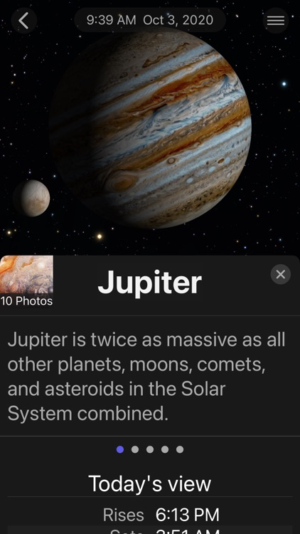 Stellar Tour - AR Stargazer