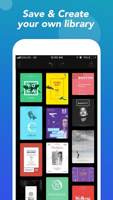 Desyne- Graphic Design Creator Screenshot