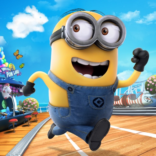 Minion Rush free software for iPhone and iPad