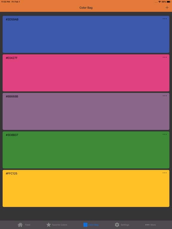 Screenshot #4 for Mynd - color illustrator