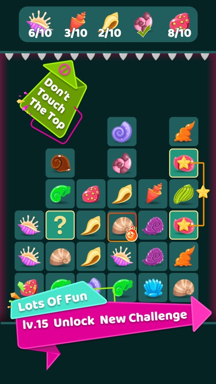 Connect-Pair Matching Puzzle screenshot-4