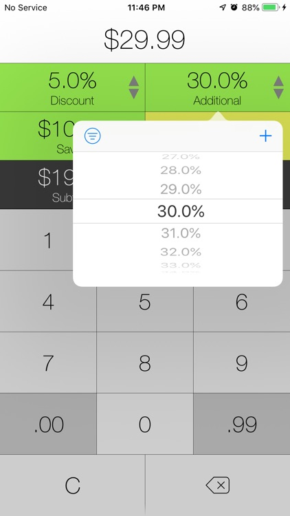 Sale Price + Tax Calculator screenshot-4
