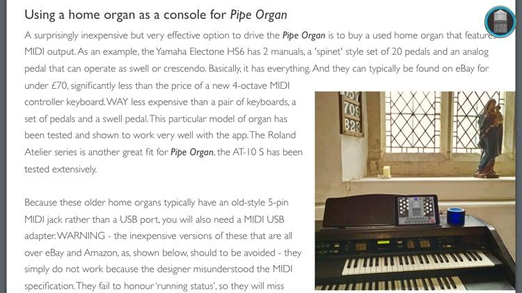 Pipe Organ screenshot-4