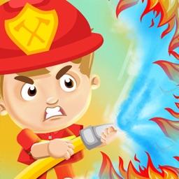 Little Fireman Rescue