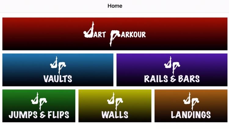 Dart Parkour screenshot-0