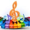 迷你音乐盒-钢琴,架子鼓,乐器模拟