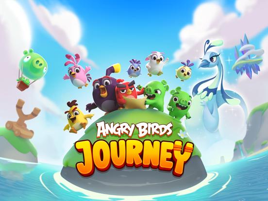 Angry Birds Journey screenshot 12