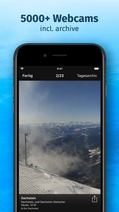 bergfex/Weather på PC