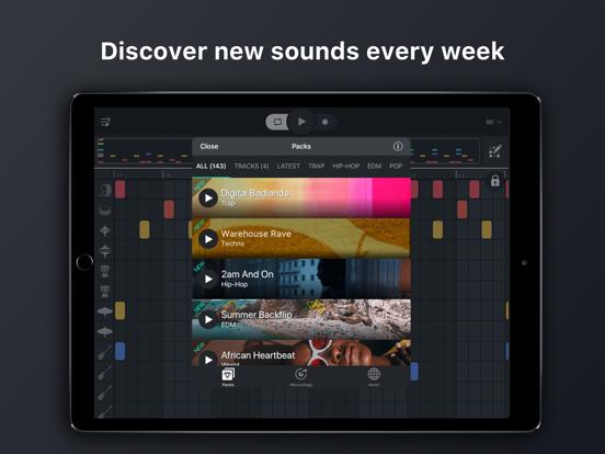Beat snap 2 -music maker remix screenshot 7
