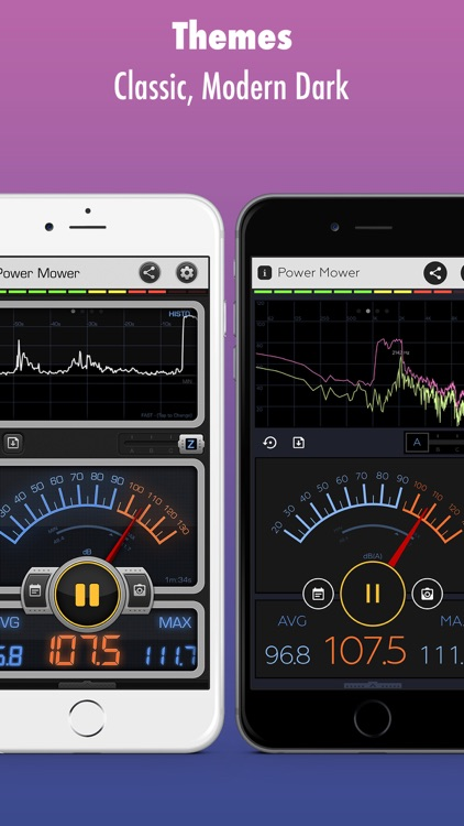 Decibel X: dB, dBA Noise Meter screenshot-5