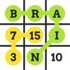 Brain Games : Words & Numbers