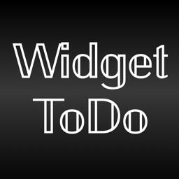 To Do List Widget: WidgetToDo