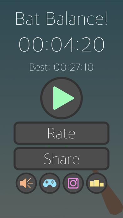 Bat Balance! screenshot 3