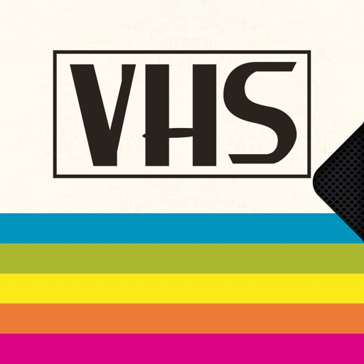 VHS Tapecorder iOS App
