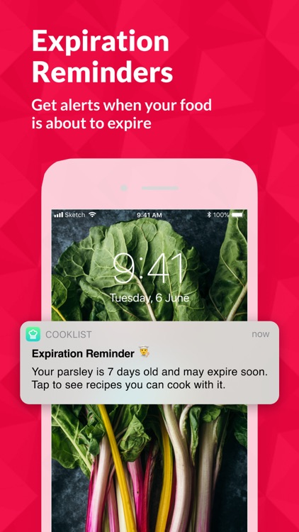 Cooklist: Pantry To Recipes screenshot-7