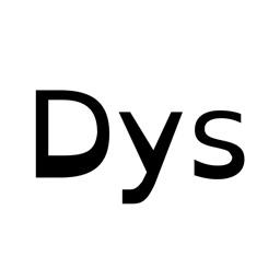 OpenDyslexic : dyslexia font