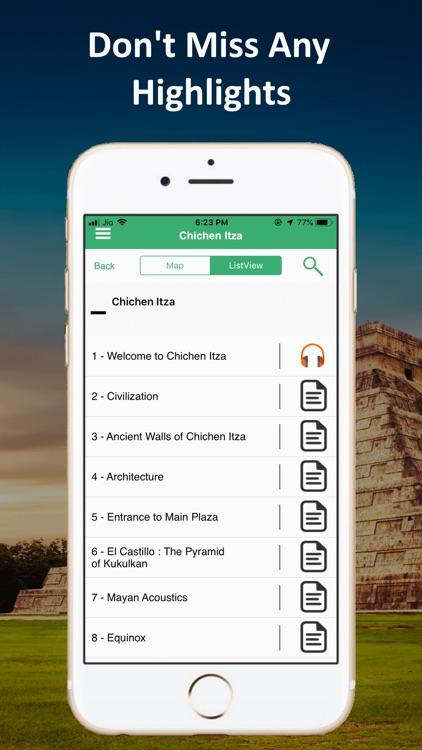 Chichen Itza Tour Guide Cancun screenshot-5